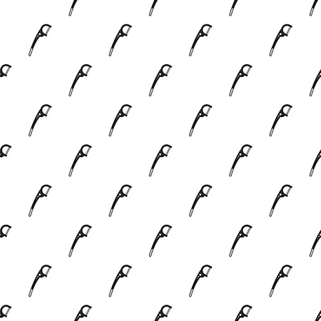Floss pick pattern seamless vector repeat geometric for any web design