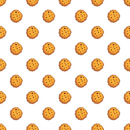 Shortbread pattern seamless