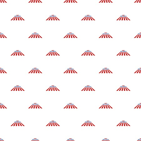 Usa constitution day pattern seamless