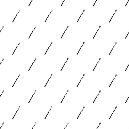 Burned match pattern seamless vector repeat geometric for any web design