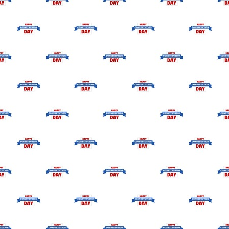Constitution day pattern seamless Stock Photo - 114699835