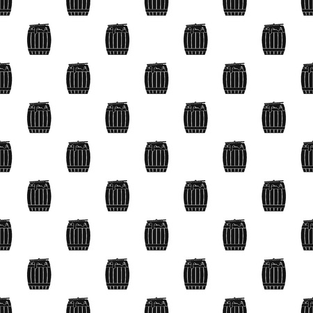 Honey barrel pattern seamless vector repeat geometric for any web design