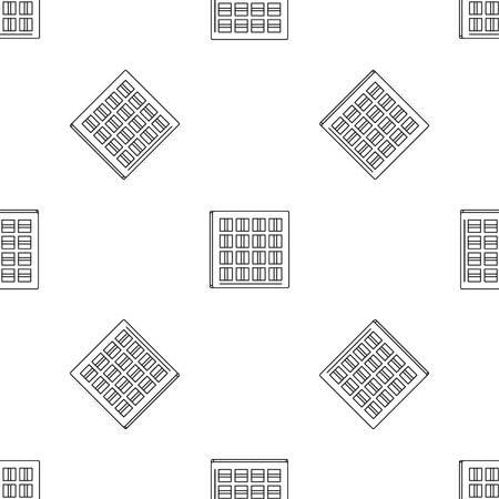 Solar battery cell icon. Outline illustration of solar battery cell vector icon for web design isolated on white background Archivio Fotografico - 126105409
