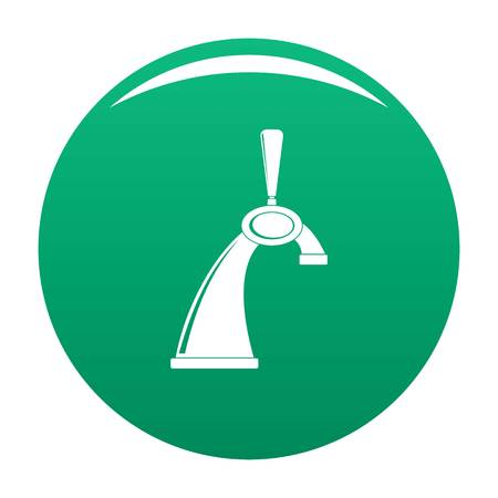 Small tap icon in green