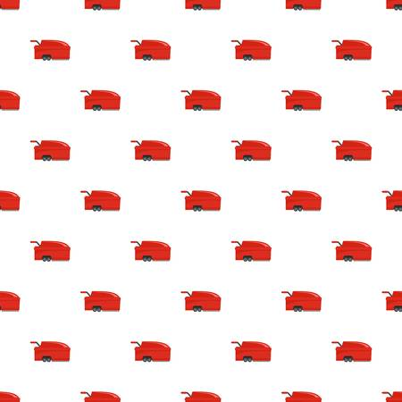 Hall vacuum cleaner pattern seamless vector