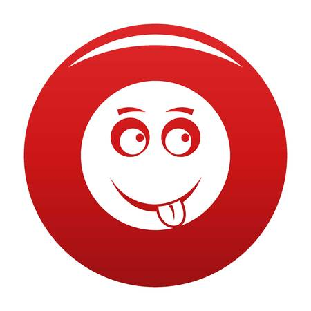 Smile icon vector illustration 向量圖像