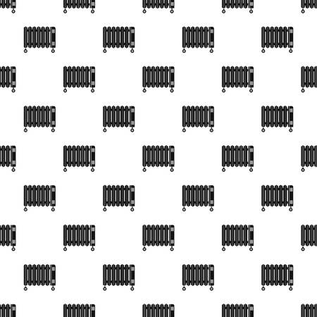 House oil radiator pattern seamless vector repeat geometric for any web design