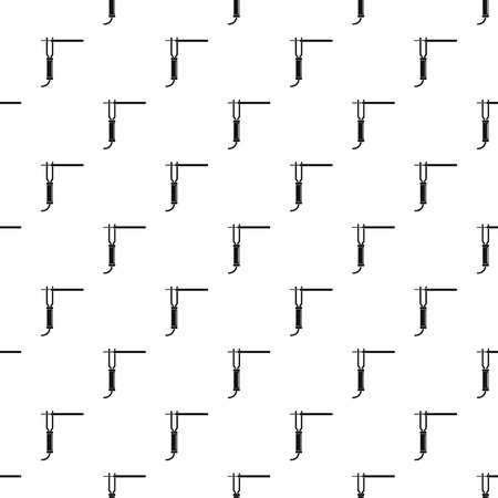 Welding electrode pattern seamless vector repeat geometric for any web design