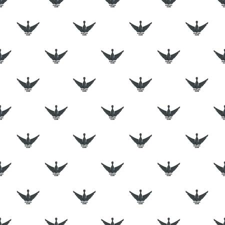 Bowling prize pattern seamless vector