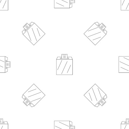 Election box pattern seamless repeat geometric for any web design