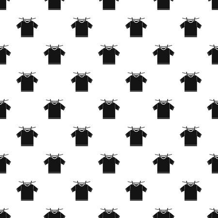 Tshirt dry pattern seamless Reklamní fotografie