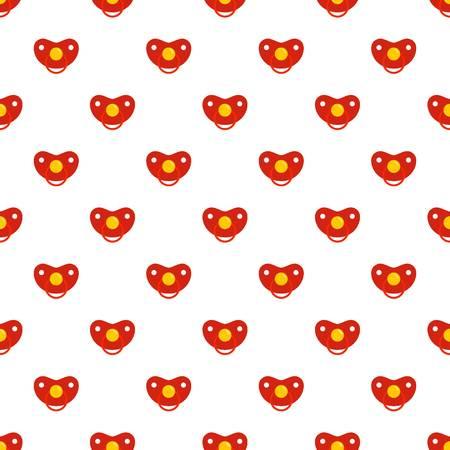 Girl nipple pattern seamless
