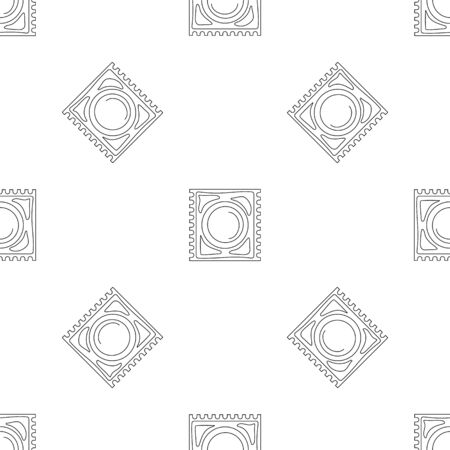 Latex condom pattern seamless vector Banque d'images - 125032340