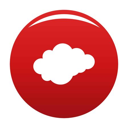 Cloud with downfall icon, vector illustration Illustration