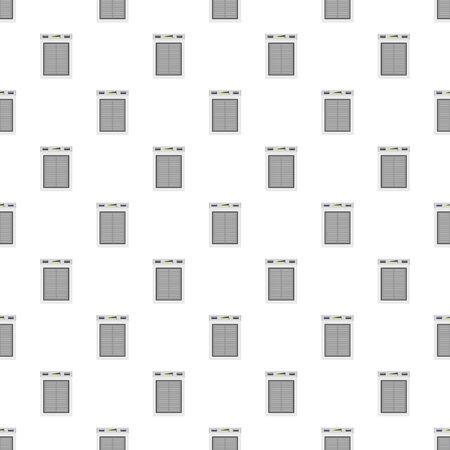 Energy equipment pattern seamless, vector illustration