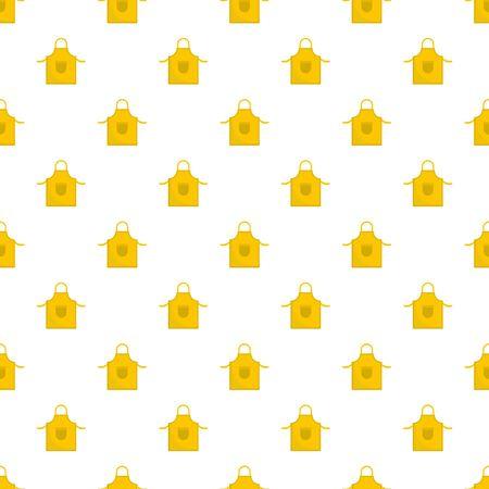 Apron pattern seamless vector 일러스트