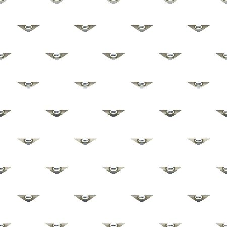 Army pattern seamless, vector illustration