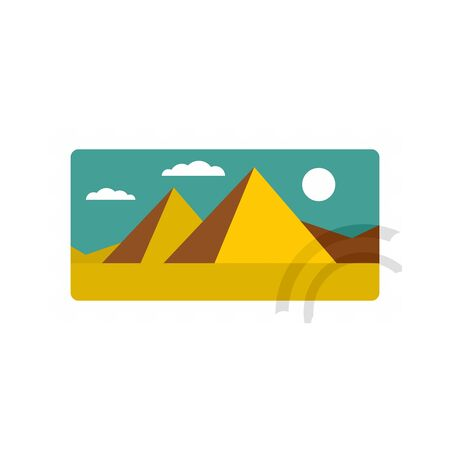 Envelope timbre icon. Flat illustration of envelope timbre icon for web design