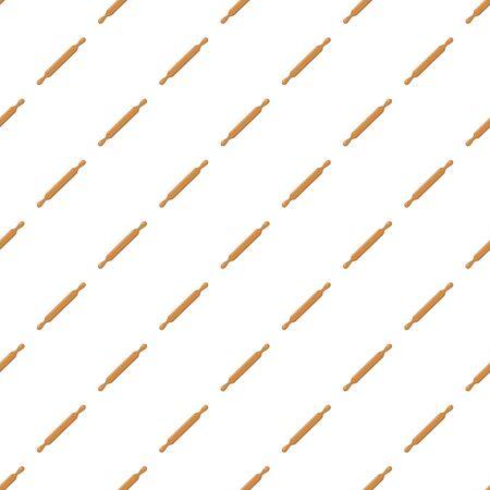 Rolling pin pattern seamless