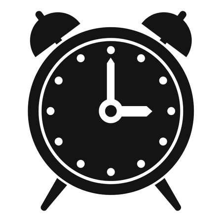 Alarm clock repair icon. Simple illustration of alarm clock repair icon for web design isolated on white background