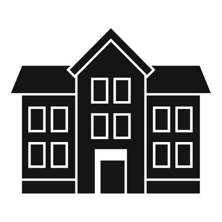house icon, simple style