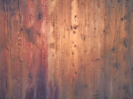Old wood plank texture background. Abstract background, empty template. Top view.