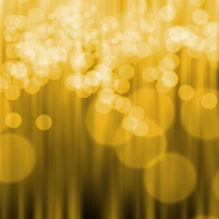 Golden sparkles texture photo