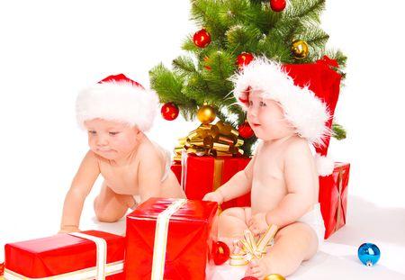 Presents photo
