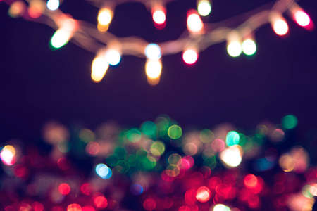 decoration lights: Decoration lights Christmas background