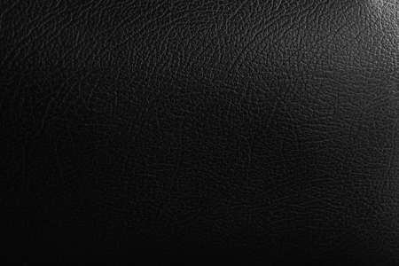 synthesis: Luxury Black leather background