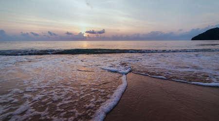 Sea beach in Thailand