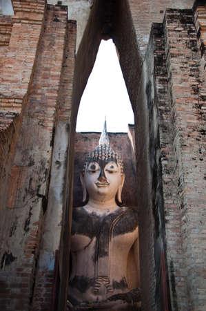 ajana: ajana,sukhothai north of thailand Stock Photo