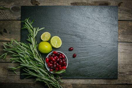 クランベリー カクテル ジュースの成分 写真素材