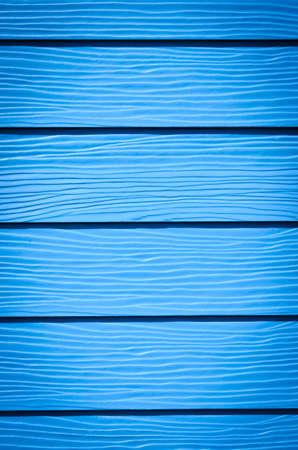 blue wood texture background photo