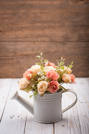 flowers in a vase Imagens