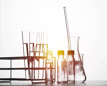 scientific equipment: Scientific equipment ; lighting effect vintage style