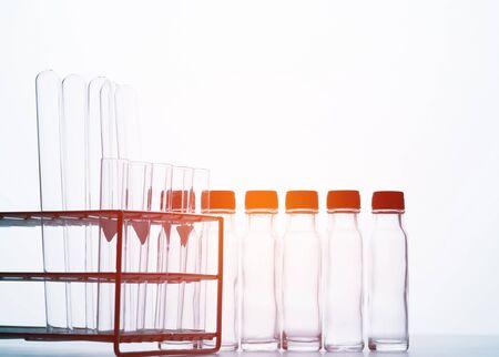 scientific equipment: Scientific equipment with lighting effect vintage style Stock Photo