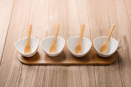 seasoning: empty set of ware for seasoning