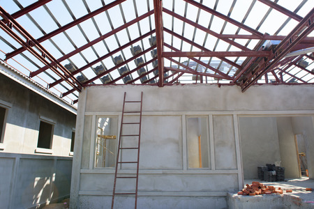 residential construction: building residential construction house