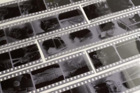 Negative Film Stock fotó
