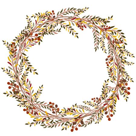 motif de feuilles sans soudure