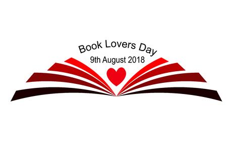 Book lovers Stock Vector - 105620313