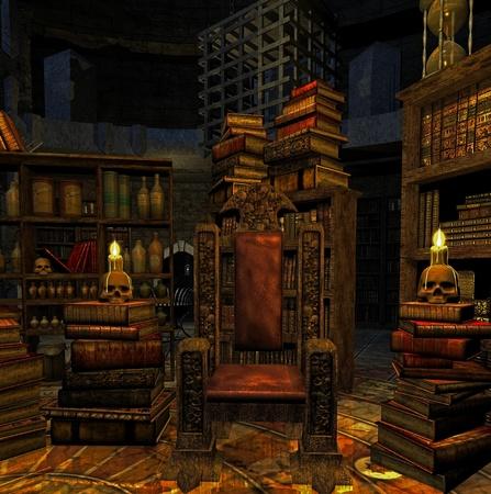 wizard s room