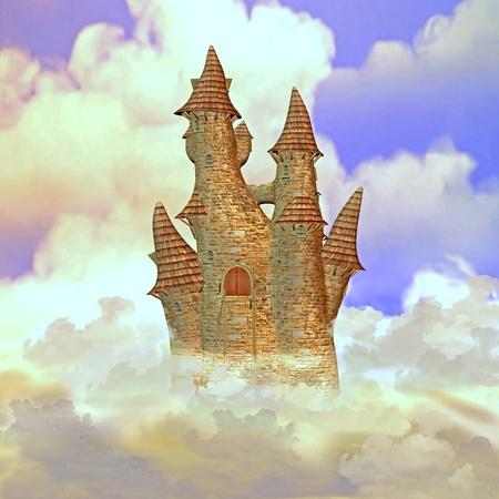 kingdom of heaven: castle in the sky