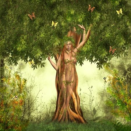 paysagiste: notre mère la Terre