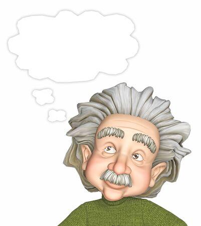 neutrons: idea Stock Photo