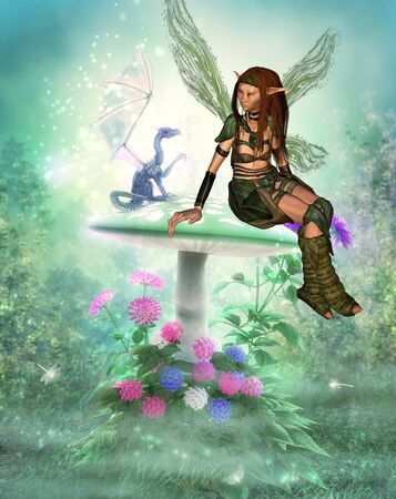 fae: fairytale