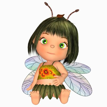 toon fairy photo