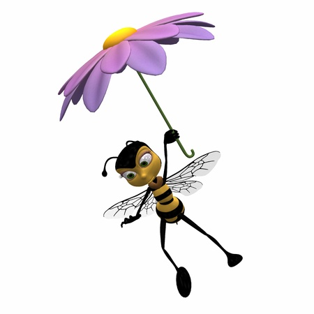 abejas: toon abejas