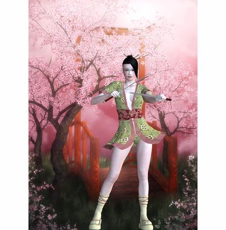 asian girl photo